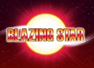 Blazing Star – fesselndes Automatenspiel von Merkur